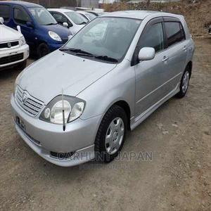 Toyota Allex 2001 Silver   Cars for sale in Dar es Salaam, Ilala