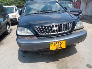 Toyota Harrier 2004 2.4 Black | Cars for sale in Dar es Salaam, Kinondoni