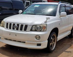 Toyota Kluger 2003 White | Cars for sale in Dar es Salaam, Kinondoni