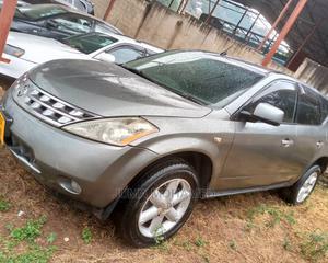 Nissan Murano 2004 Gray   Cars for sale in Mwanza Region, Nyamagana