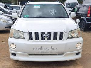 Toyota Kluger 2003 Pearl   Cars for sale in Dar es Salaam, Kinondoni