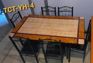 Dining Table Viti 6   Furniture for sale in Dar es Salaam, Ilala