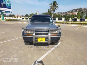 Toyota Land Cruiser 1994 Silver | Cars for sale in Mwanza Region, Ilemela