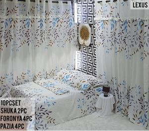 Pazia Zenye Shuka Zake Na Foronya Za Mito | Home Accessories for sale in Dar es Salaam, Ilala