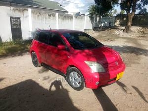 Toyota IST 2002 Red | Cars for sale in Dar es Salaam, Kinondoni