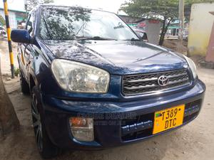 Toyota RAV4 2004 1.8 Blue | Cars for sale in Dar es Salaam, Kinondoni