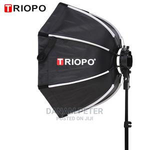 Triopo Softbox With Stand | Accessories & Supplies for Electronics for sale in Mbeya Region, Mbeya City