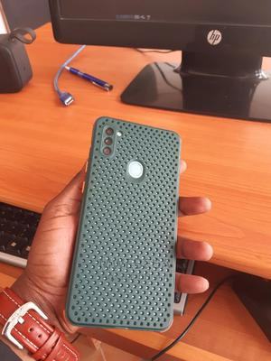 Samsung Galaxy A11 32 GB Blue | Mobile Phones for sale in Dar es Salaam, Kinondoni