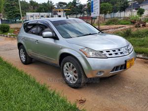 Nissan Murano 2006 3.5 Silver   Cars for sale in Dar es Salaam, Kinondoni