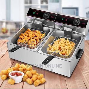 Mashine Ya Kukaangia Chips | Kitchen Appliances for sale in Dar es Salaam, Ilala