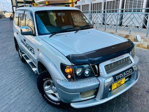 Toyota Land Cruiser Prado 2004 White | Cars for sale in Mwanza Region, Ilemela