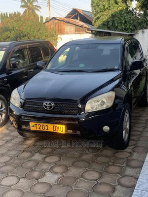 Toyota RAV4 2006 Black   Cars for sale in Dar es Salaam, Kinondoni