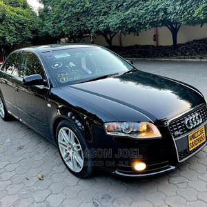 Audi A4 2008 Black | Cars for sale in Dar es Salaam, Kinondoni