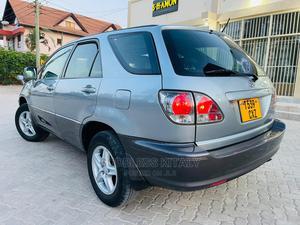 Toyota Harrier 2001 Silver | Cars for sale in Dar es Salaam, Kinondoni