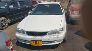 Toyota Corolla 2003 Sedan Automatic White | Cars for sale in Mbeya Region, Mbeya City