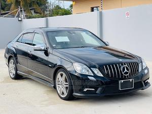 Mercedes-Benz E240 2011 Black   Cars for sale in Dar es Salaam, Kinondoni