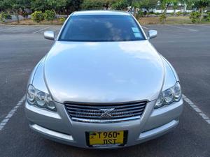 Toyota Mark X 2004 Silver | Cars for sale in Dar es Salaam, Kinondoni