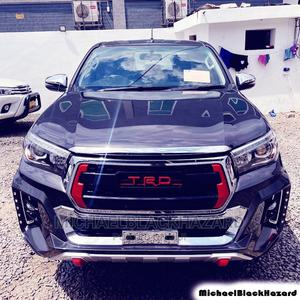 Toyota Hilux 2017 TRD Black 4x4 Black | Cars for sale in Dar es Salaam, Kinondoni
