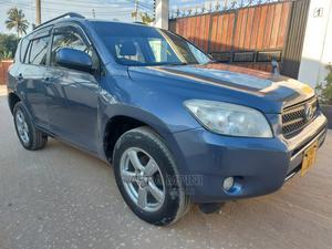 Toyota RAV4 2007 Blue | Cars for sale in Dar es Salaam, Kinondoni