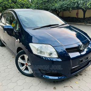 Toyota Auris 2007 Blue | Cars for sale in Dar es Salaam, Kinondoni