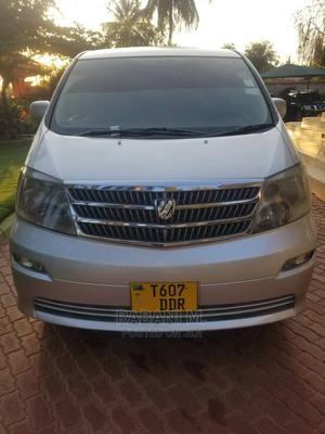 Toyota Alphard 2002 Silver | Cars for sale in Dar es Salaam, Ilala