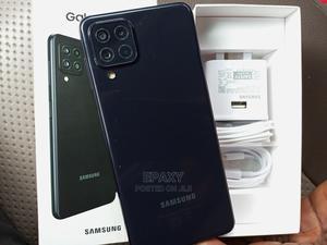 New Samsung Galaxy A22 64 GB Black   Mobile Phones for sale in Dodoma Region, Dodoma Rural