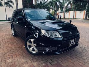 New Subaru Forester 2008 Black | Cars for sale in Dar es Salaam, Kinondoni