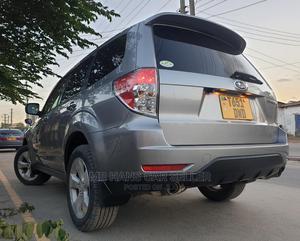 Subaru Forester 2010 Gray | Cars for sale in Dar es Salaam, Kinondoni