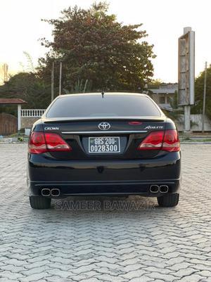 Toyota Crown 2008 Black | Cars for sale in Dar es Salaam, Kinondoni