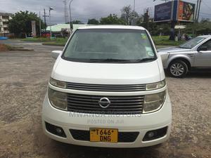 Nissan Elgrand 2003 White | Cars for sale in Dar es Salaam, Kinondoni