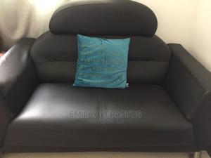 Leather Sofa Set ( Formula 4:3:1)   Furniture for sale in Dar es Salaam, Kinondoni