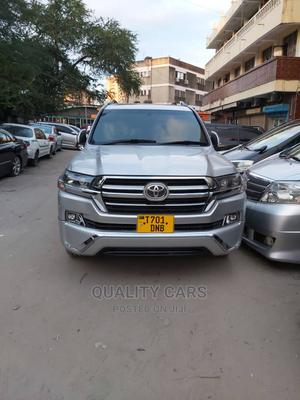 Toyota Land Cruiser 2019 Silver | Cars for sale in Dar es Salaam, Ilala