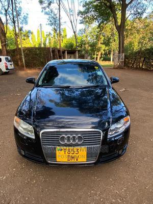 Audi A4 2006 1.8 T Cabriolet Black | Cars for sale in Kilimanjaro Region, Moshi Urban