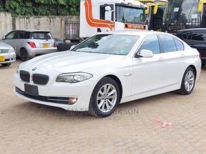 BMW 523i 2011 White | Cars for sale in Dar es Salaam, Kinondoni