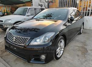 Toyota Crown 2011 Black | Cars for sale in Dar es Salaam, Kinondoni