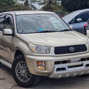 Toyota RAV4 2004 Gold | Cars for sale in Dar es Salaam, Ilala