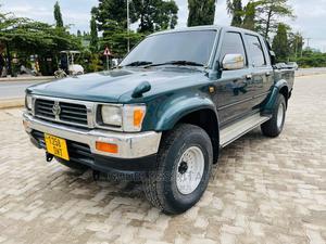Toyota Hilux 1999 Green | Cars for sale in Dar es Salaam, Kinondoni