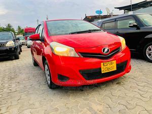 Toyota Vitz 2008 Red   Cars for sale in Dar es Salaam, Kinondoni