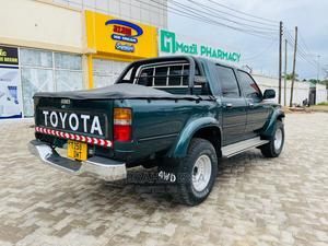 Toyota Hilux 1995 Green | Cars for sale in Dar es Salaam, Kinondoni