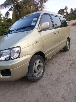 Toyota Noah 2003 2.0 AWD (8 Seater) Gold | Cars for sale in Dar es Salaam, Kinondoni