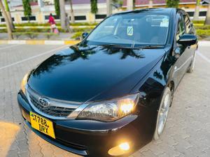 Subaru Impreza 2008 2.0 GT Black | Cars for sale in Mwanza Region, Ilemela