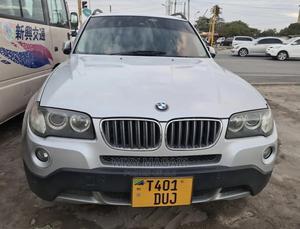BMW X3 2007 Silver   Cars for sale in Dar es Salaam, Kinondoni