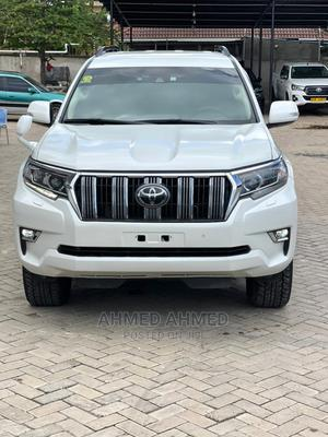 Toyota Land Cruiser 2017 White | Cars for sale in Dar es Salaam, Ilala