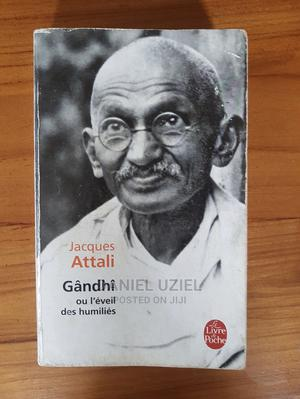 Gandhi Ou L'Eveil Des Humilies (French Edition)   Books & Games for sale in Dar es Salaam, Ilala