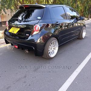 Toyota Vitz 2012 Black   Cars for sale in Dar es Salaam, Ilala