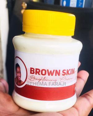 Brown Skin Brightening Cream | Skin Care for sale in Dar es Salaam, Kinondoni