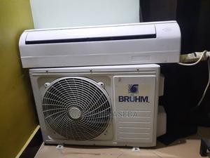 Bruhm Air Conditioner Wall Mount Split Unit | Home Appliances for sale in Dar es Salaam, Kinondoni
