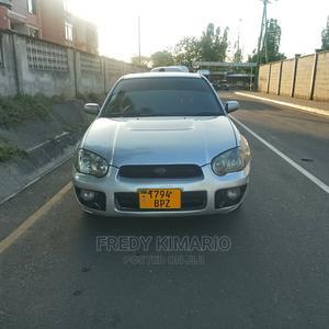 Subaru Impreza 2003 2.0 WRX STi Type RA Silver | Cars for sale in Dar es Salaam, Kinondoni