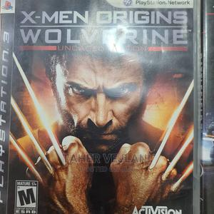 X Man Orgins Wolverine Ps3   Video Games for sale in Morogoro Region, Morogoro Urban