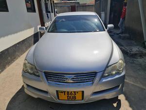 Toyota Mark X 2006 2.5 AWD Silver | Cars for sale in Dar es Salaam, Kinondoni